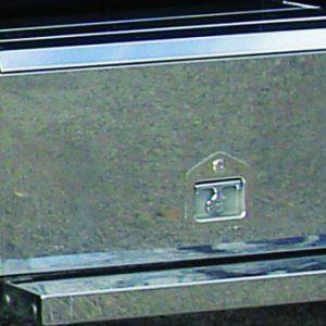 PB - 379, 388, 389 BATTERY BOX - STAINLESS
