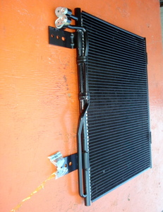 "IHC 4300/4400/8500 & Ford F650/750 05-UP A/C Condenser: 21""x24"""