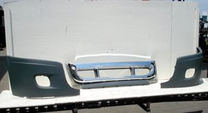 Freightliner Cascadia 3 pcs. Bumper: 2008-2011 Factory-Style