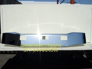 Freightliner FLC112 Bumper: Steel-Chrome or Painted
