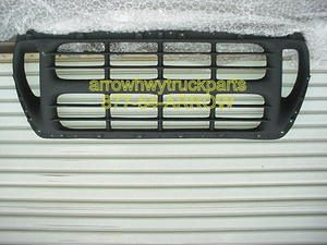 Ford F-Tilt 2000 To 2003 Grille Assembly