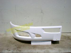 Kenworth T660 Bumper: Fiberglass