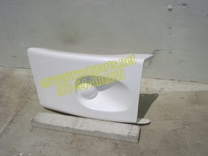 """Freightliner M2 Bumper """"End"""" Fiberglass. Fits up to '07 - Right"""