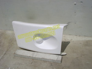 "Freightliner M2 Bumper ""End"" Fiberglass. Fits up to '07 - Right"