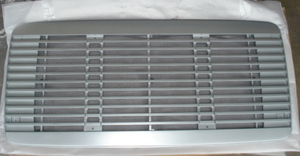 Freightliner FL 60 / 70 Grille: Plastic. Also fits FL112
