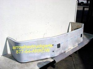 Volvo WIA / WCA Bumper: Chrome Steel or Stainless Steel
