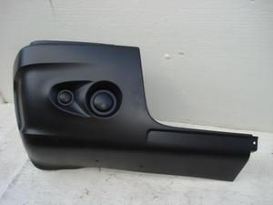 Freightliner Century Class 112 / 120 Bumper: End Fits '05 And Up Fiberglass Paint-able Right