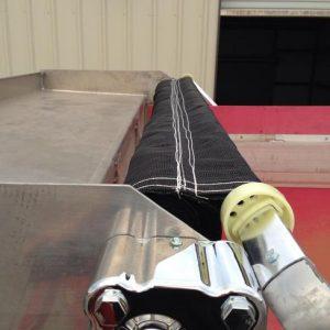 Tarp Kit - Underbody Spring Mount: Aluminum 16' - 38'