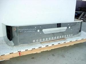 International 9400i, 9200i, & 9100i Bumper w/ No Body Line: 1997 & Newer, Redesigned