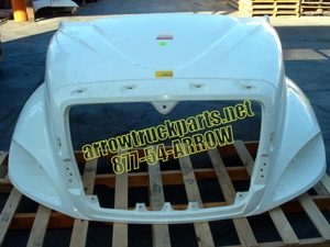 International / Navistar Prostar Hood:Redesigned Aftermarket