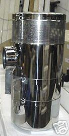 "Peterbilt 379 Air Cleaner, 15"" x 7"": Aftermarket Redesigned"