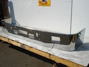 "Freightliner FLD120 & FLD112 ""Setback Axle"" Bumper - Chrome"