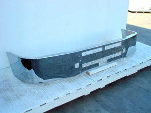 Kenworth T600 Bumper: Chrome Steel