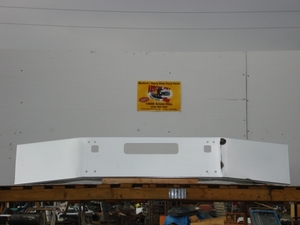 Kenworth T800 Bumper - Chrome Steel w/ 8 bolts