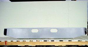 Ford L9000, Sterling LT9511 & LT8511 bumper: chrome