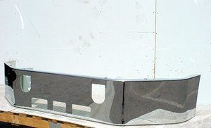 Mack Cx613, Vision New Aftermarket Chrome Bumper Fits: ム01 -ム04