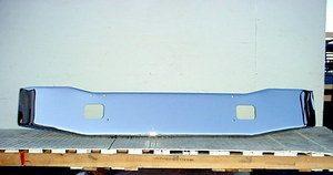 Kenworth K100 Bumper: Aftermarket Chrome Steel