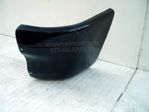 "Freightliner Columbia Bumper ""End"" Fiberglass. Fits 2000 To 2007: Left"