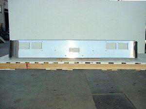 Peterbilt 362E Set Back Axle Bumper