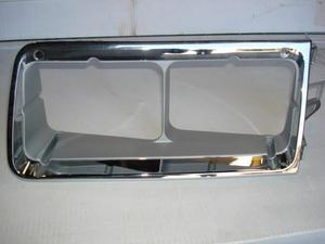 Freightliner FLD120 / FLD112 Headlamp Bezel-Left