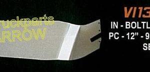 """IN - BOLTLESS VISOR - 2 PC - 12"""" - 9200, 9300, 9400 SERIES"""