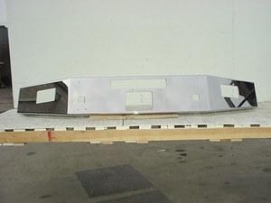 Kenworth T800 Bumper - Chrome Steel w/ 6 bolts