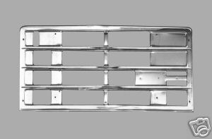 International 9600 / 9670 / 9700 Upper Grille