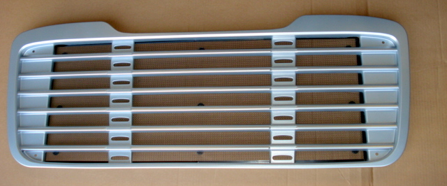 Freightliner M2 Grille Insert: Painted