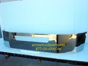 BumperMaker: Kenworth T270 & T370 Bumper: Chrome