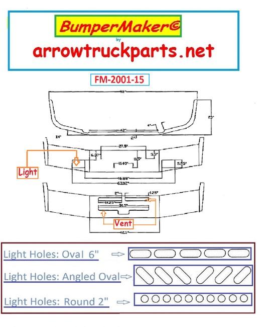 BumperMaker: Kenworth T400