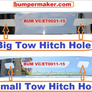 BumperMaker: International / Navistar 4200, 4300, & 4400 Redesigned Bumper
