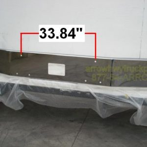Peterbilt 377 SBA Bumper