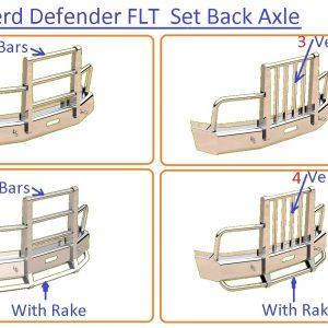 Freightliner Cascadia Herd Defender FLT:SBA