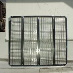379 Grille: Screen