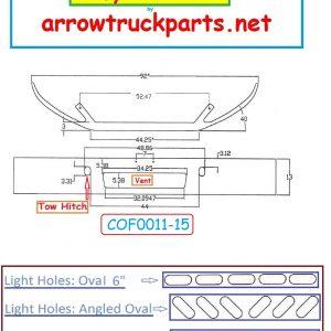 BumperMaker: Freightliner M2 112 Fits 2004 - 2012