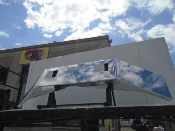 "BumperMaker: Freightliner FLD112SD ""Severe Duty"" Bumper"