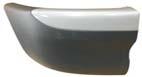 FREIGHTLINER COLUMBIA  120 BUMPER PLASTIC ENDCAP LEFT SIDE 2 COLORL0960L‐BUMP‐2C