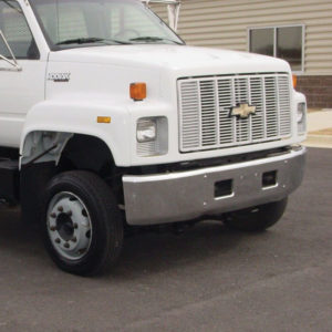 CHEVY / GMC KODIAK/TOPKICK CHROME BUMPER