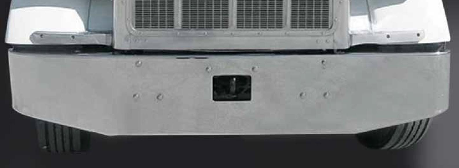 Details about Peterbilt 379 Chrome Bumper - 16